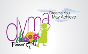 Dreams You May Achieve Foundation – Flower Girls Branding Packages Design Portfolio