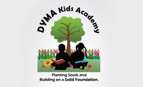 DYMA Kids Academy Branding Packages Design Portfolio