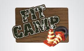 Fit Camp Branding Packages Design Portfolio