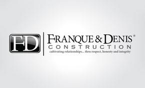 Franque & Denis Construction Branding Packages Design Portfolio