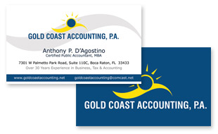 Gold Coast Accounting, PA Portfolio