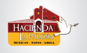 Hacienda La Paloma Branding Packages Design Portfolio