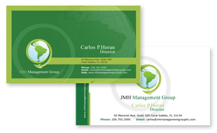 JMH Management Group Portfolio