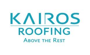 Kairos Roofing Above the Rest Logo Design Portfolio
