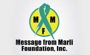 Message From Marli Foundation Branding Packages Design Portfolio