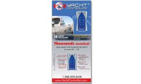 6' Popup Banner - Yacht Controller, LLC Portfolio