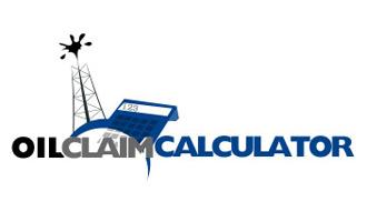 Oil Claim Calculator Portfolio