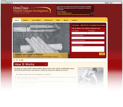 OmniTrace Asbestos Investigations Portfolio