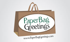 Paper Bag Greetings Branding Packages Design Portfolio