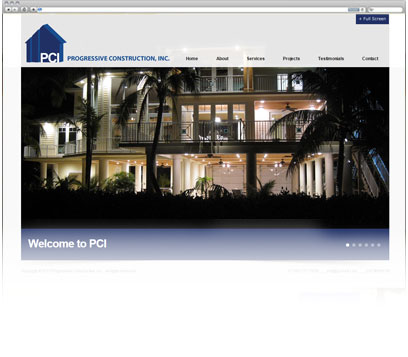 Progressive Construction, Inc. Portfolio