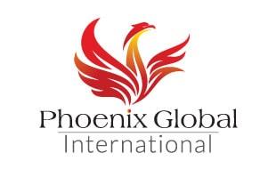 Phoenix Global International Logo Design Portfolio