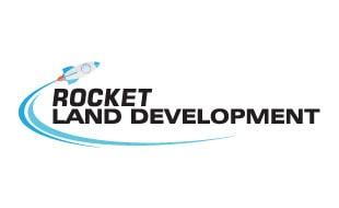 Rocket Land Development Logo Design Portfolio