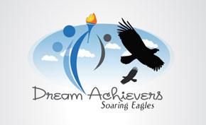 Dream Achievers – Soaring Eagles Branding Packages Design Portfolio