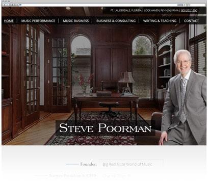 Steve Poorman Portfolio