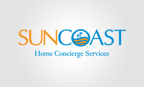 Suncoast Home Concierge Branding Packages Design Portfolio