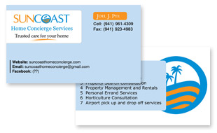Suncoast Home Concierge Portfolio