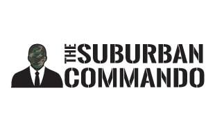 The Suburban Commando Logo Design Portfolio