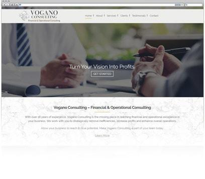 Vogano Consulting Portfolio