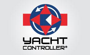 Yacht Controller Branding Packages Design Portfolio